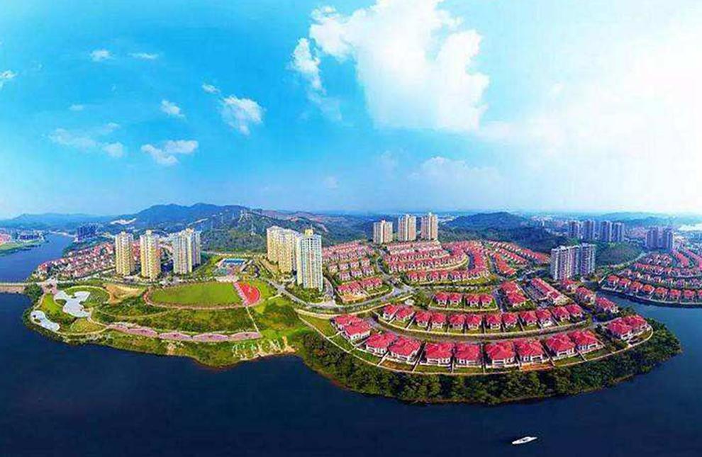 惠州雅居乐白鹭湖