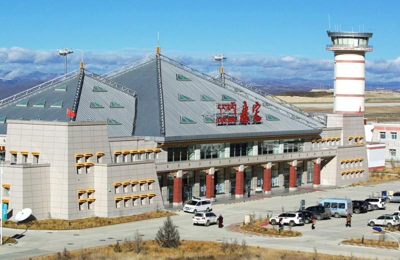 西藏阿里机场